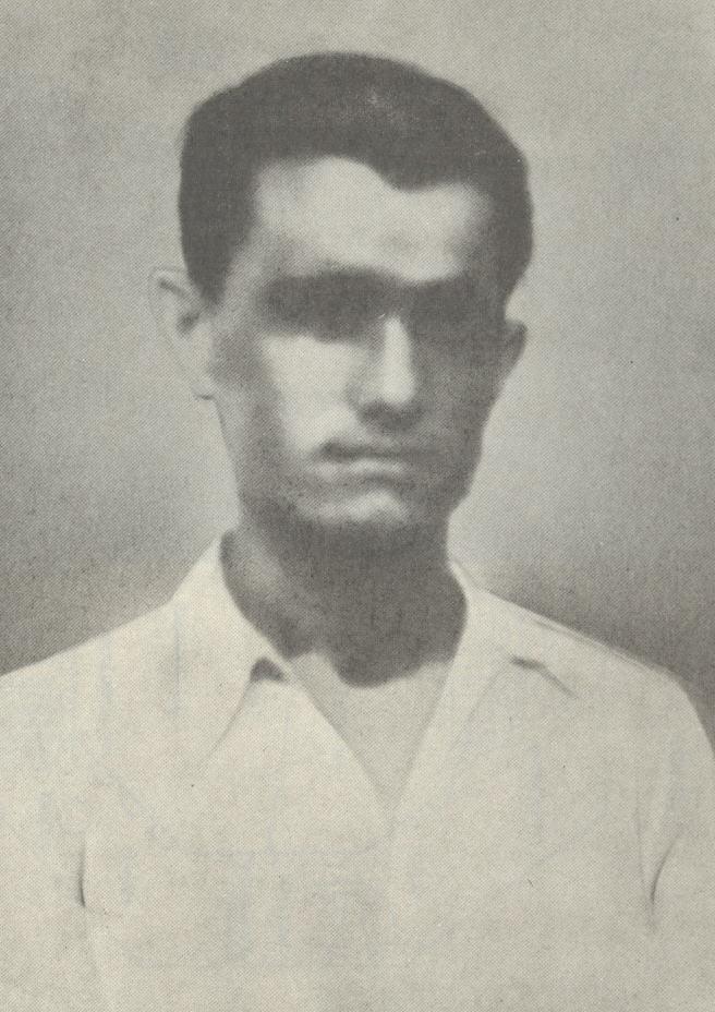 Ο δάσκαλος Παύλος Σταυρίδης