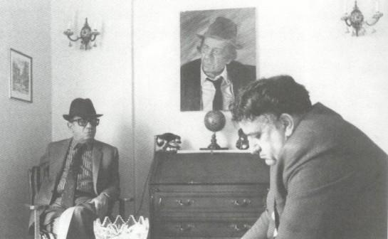 Γιώργος Ζαμπέτας και Πάνος Γεραμάνης, πολλά χρόνια αργότερα...