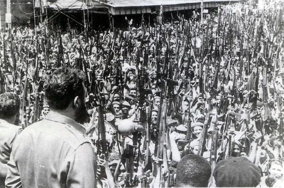 16 Απρίλη 1961. «Λοιπόν, ναι! Το καθεστώς  μας είναι σοσιαλιστικό!»
