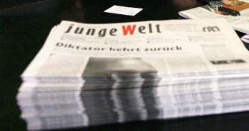 Junge Welt - Arnold Schölzel