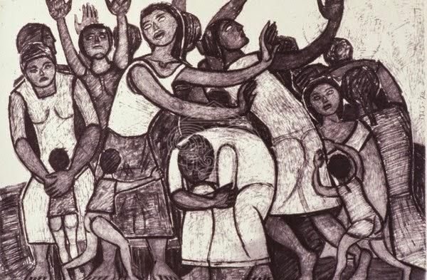Γιώργος Σικελιώτης, Θρήνος 1, 1960-65