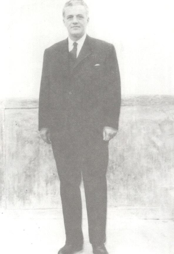 """""""Στην αίθουσα του στρατοδικείου το 1960, όπου δικάστηκε και καταδικάστηκε σαν κατάσκοπος με το νόμο 375"""""""