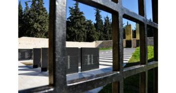 Σκοπευτήριο Καισαριανής, το μνημείο