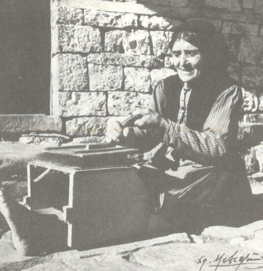ΑΓΡΑΦΑ: Λανάρισμα (Μιζίλο, 1944)