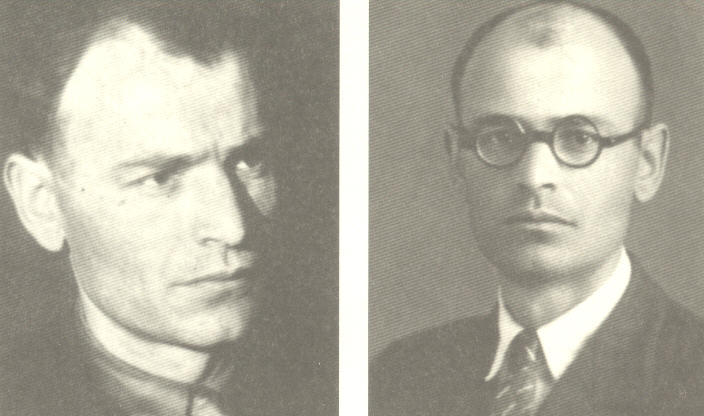Στη Μόσχα το 1933 και το 1935