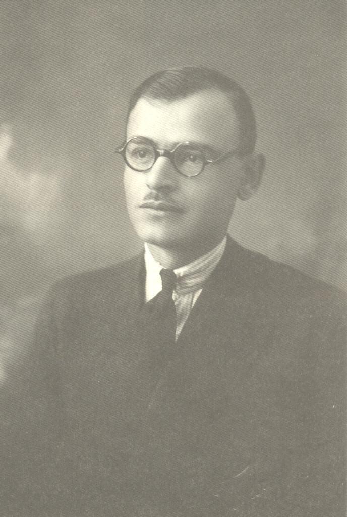 Φωτογραφία του Νίκου Πλουμπίδη το 1930