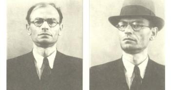 Φωτογραφίες από τη σήμανση της Ασφάλειας (1939)