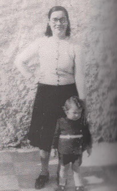 Παιδί και η νονά του στη φυλακή