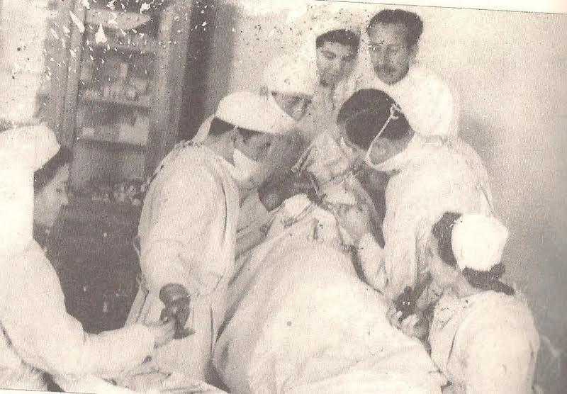 Νοσοκομείο του ΕΛΑΣ (Μεγάλο Χωριό Ευρυτανίας, 1943 -1944)