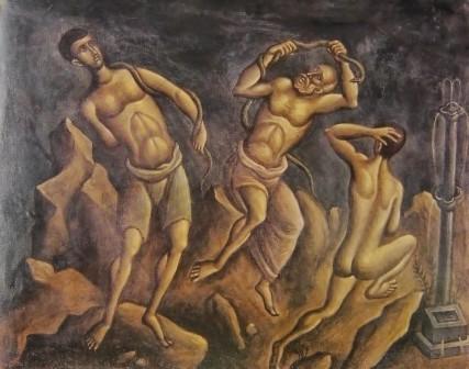 Λαοκόων (1938) Πινακοθήκη Δήμου Αθηναίων