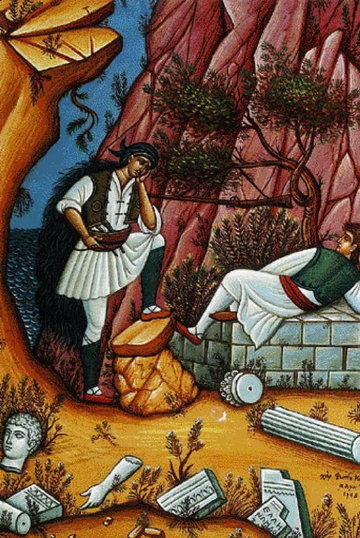 Αρματωλοί και κλέφτες (1948)