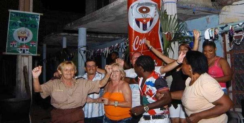 Γιορτή στο Καμαγουέι κατά την φετινή επέτειο / Radio Agramonte