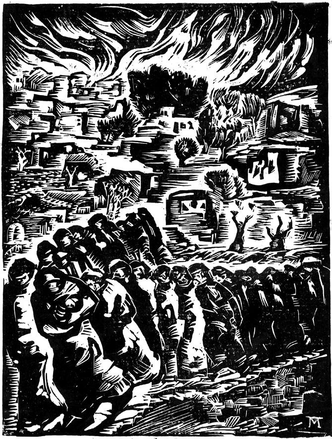 Τάκης Μάρθας: «Το Ολοκαύτωμα των Καλαβρύτων»