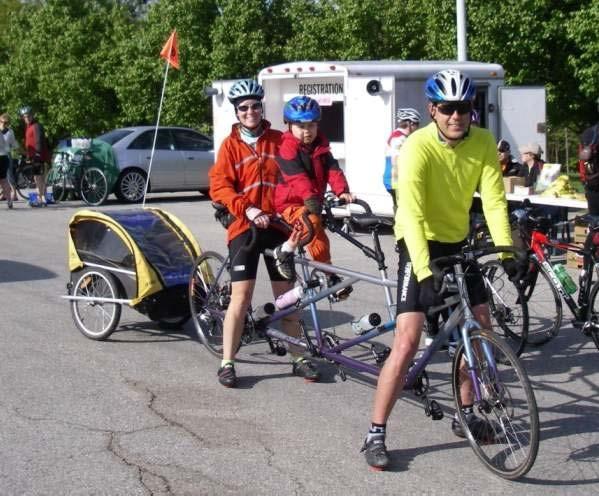 Εδώ το ποδήλατο είναι διασκέδαση για όλη την οικογένεια που έχει χρήματα να το αγοράσει