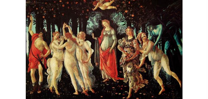 Η Αλληγορία της Άνοιξης του Botticelli