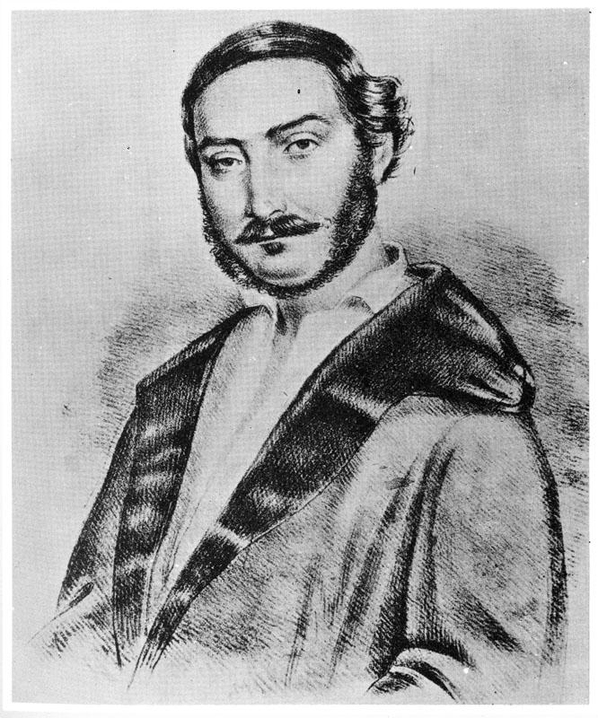 Παναγιώτης Σούτσος (1806-1868)