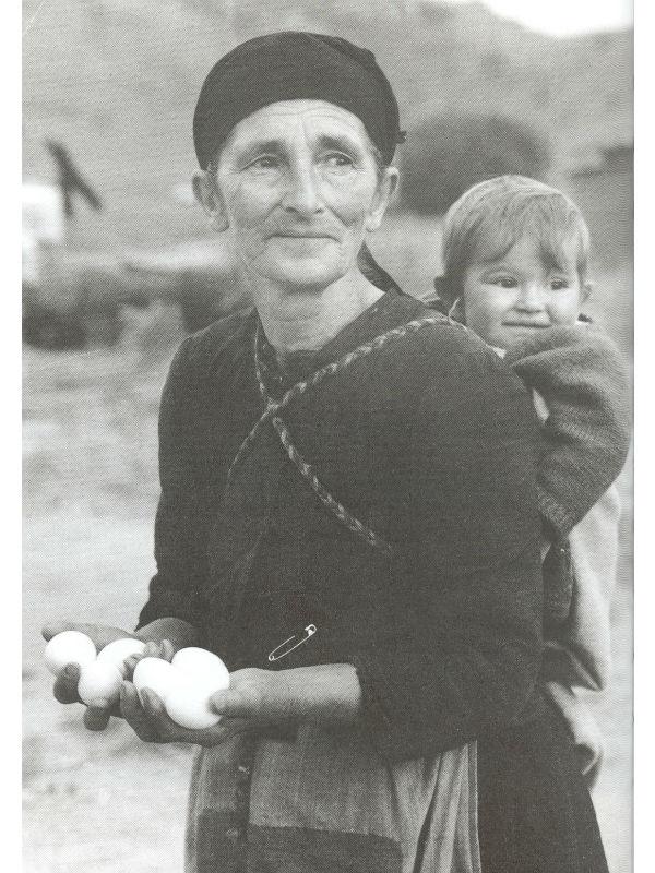 Αυγά για το εγγόνι, Γκιούλμπερη, 1960