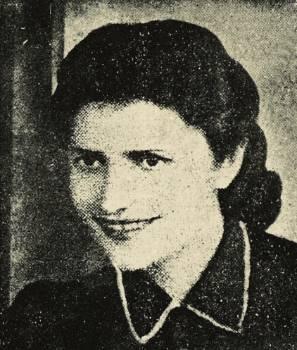 Ειρήνη Γκίνη (Μίρκα Γκίνοβα) από την Έδεσσα. Η πρώτη γυναίκα που εκτελέστηκε με απόφαση Έκτακτου Στρατοδικείου