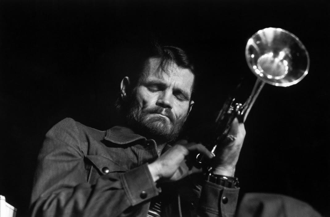 Chet BAKER (trumpet, vocals) - USA. Paris VI. American Center for Students and Artists.