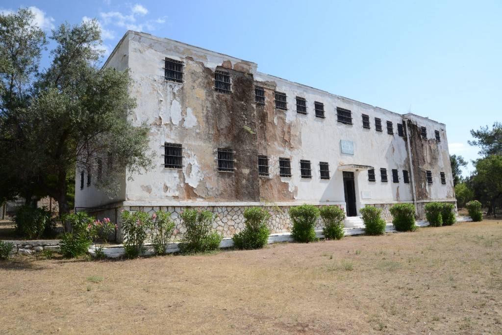 Μπλοκ 15. Στρατόπεδο συγκέντρωσης του Χαϊδαρίου