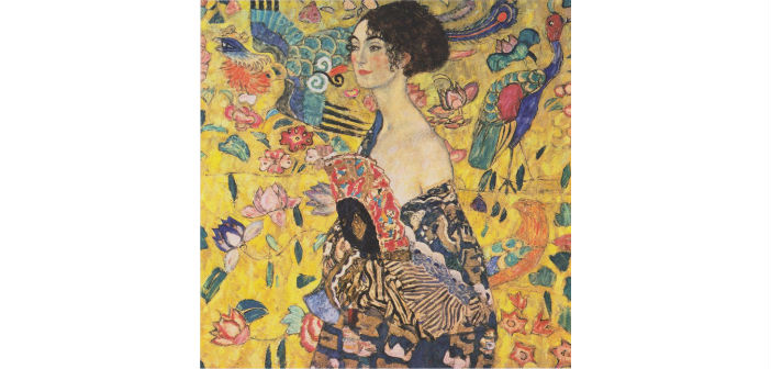 Gustav_Klimt_lady_with_fan_1918