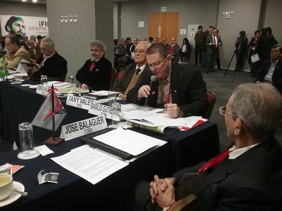 Jose Balaguer και Βasilio Cutieres (KΚ Κούβας)