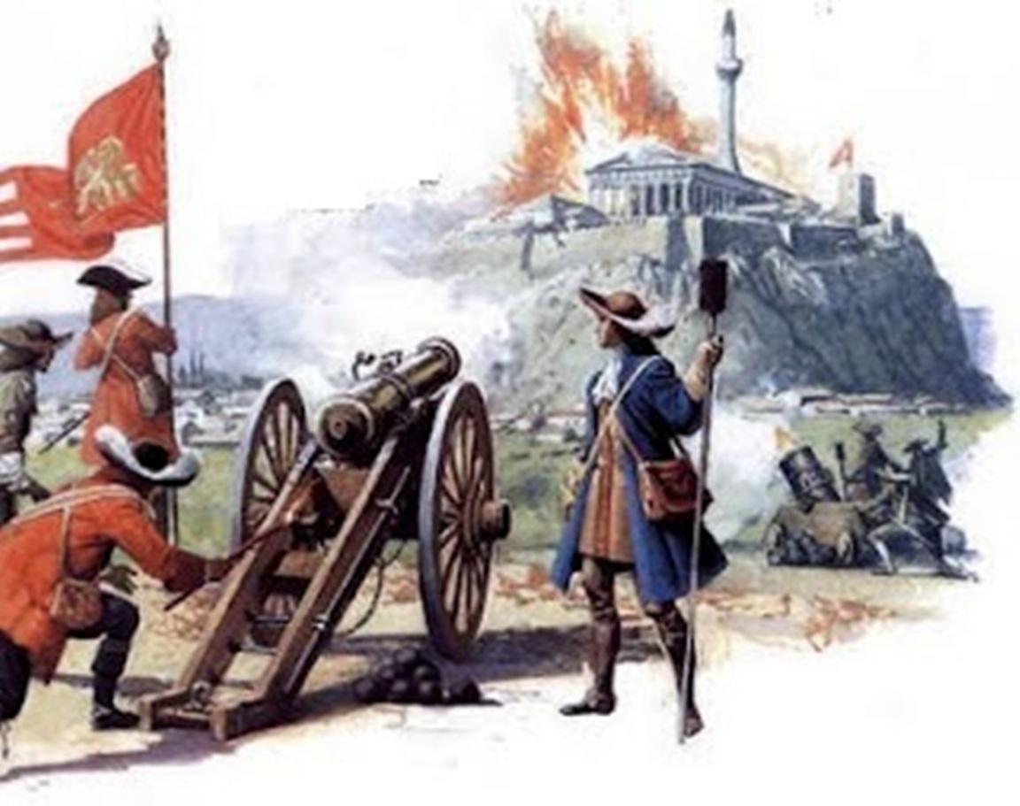 Σις 26 Σεπτεμβρίου 1687 ο Μοροζίνι καταστρέφει την Ακρόπολη