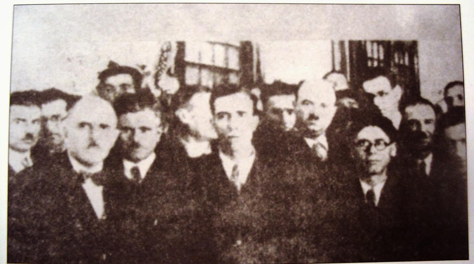 Οι βουλευτές του Παλλαϊκού Μετώπου