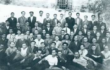 Ενα τμήμα της Ομάδας της Ακροναυπλίας