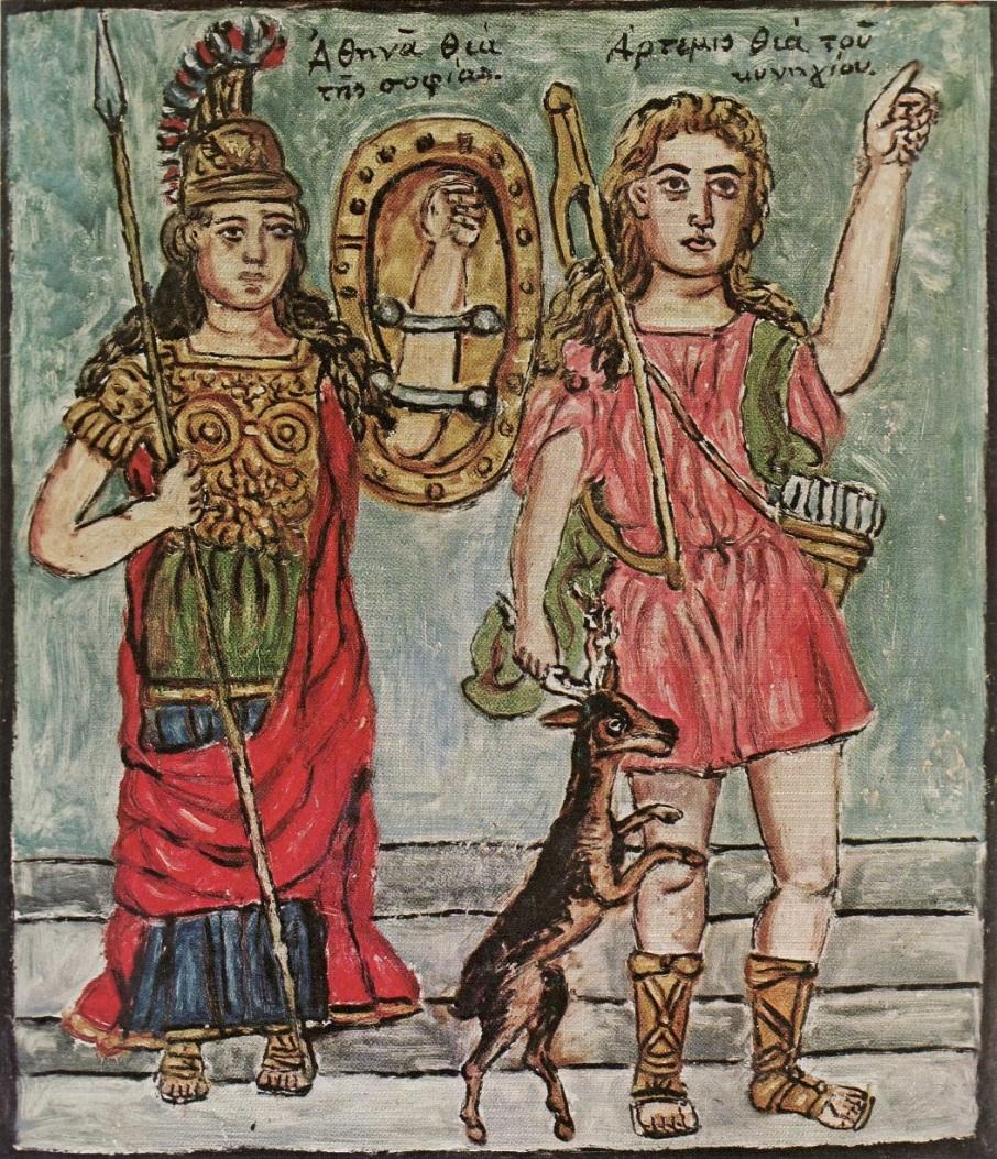 Πίνακας του Θεόφιλου
