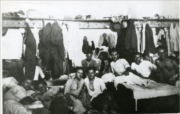 Θάλαμος κρατουμένων στην Ακροναυπλία