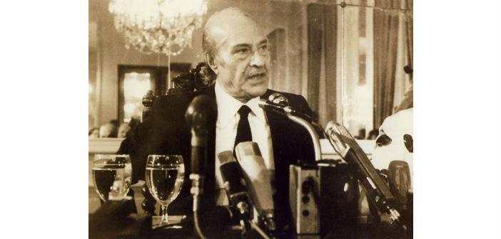Σαν σήμερα 18 Οκτωβρίου 1979 η Σουηδική Ακαδημία αναγγέλλει την απονομή του Βραβείο Νόμπελ Λογοτεχνίας στον Οδυσσέα Ελύτη