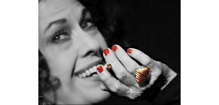 «Ρόζα Εσκενάζυ» Η βασίλισσα του Ρεμπέτικου, με τη Νεφέλη Ορφανού