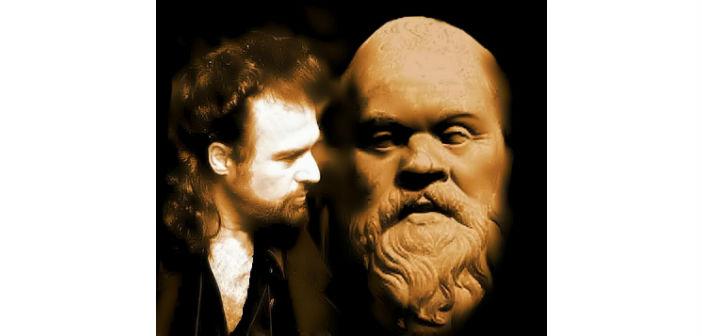 «Απολογία Σωκράτους» του Πλάτωνα,  σκηνοθεσία – ερμηνεία: Κωνσταντίνος Κωνσταντόπουλος