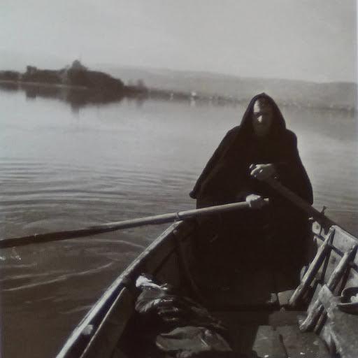 Βαρκάρης στη λίμνη των Ιωαννίνων, 1950 - 53