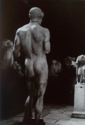 Ο Απόλλων του Ομφαλού, Εθνικό Αρχαιολογικό Μουσείο, Αθήνα 1935 -1939