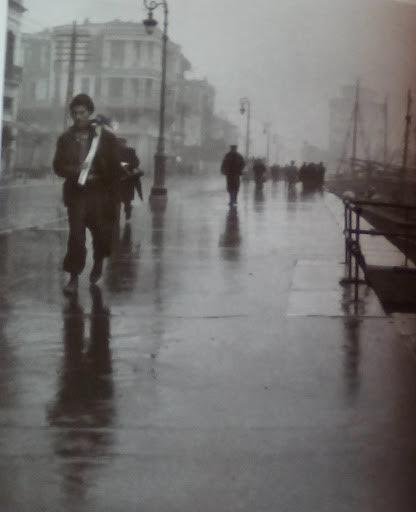 Θεσσαλονίκη, Παραλία, 1950 -55