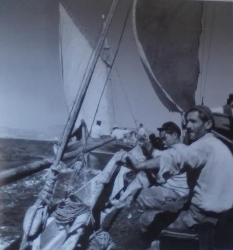 Μύκονος, 1950 -55