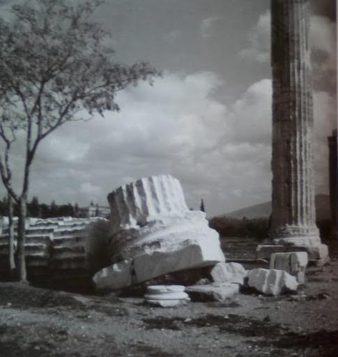Ναός του Ολυμπίου Διός, Αθήνα, 1935 - 39
