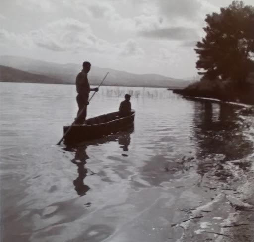 Λίμνη Καϊάφα, 1939 - 40