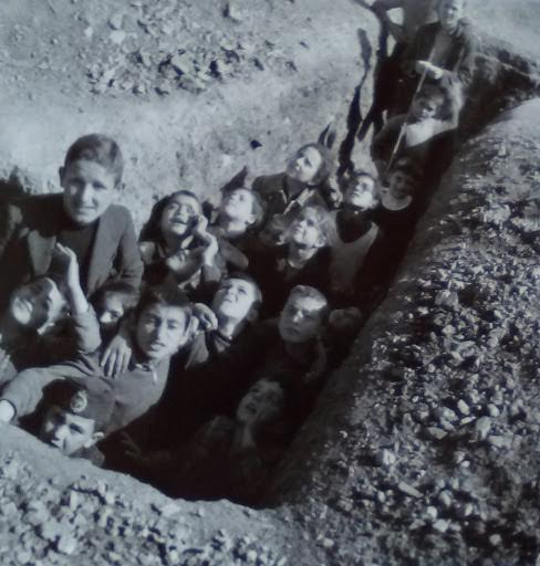 Αντιαεροπορικό όρυγμα, Αθήνα 1940