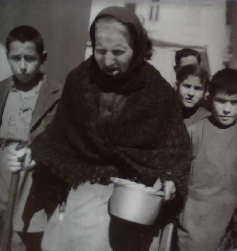 Συσσίτιο, Αθήνα 1941