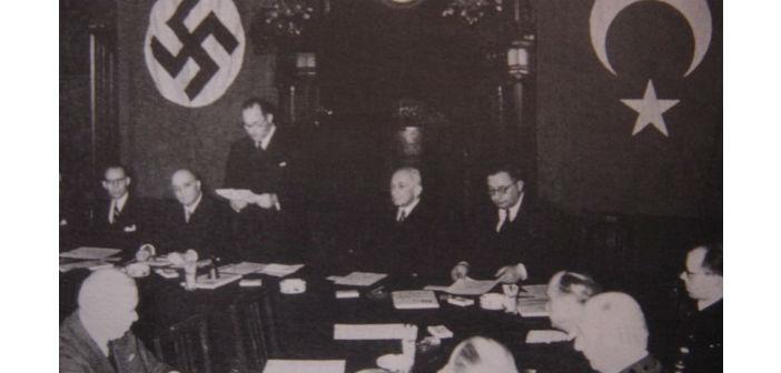 Για τη στάση της Τουρκίας στον Β' Παγκόσμιο Πόλεμο