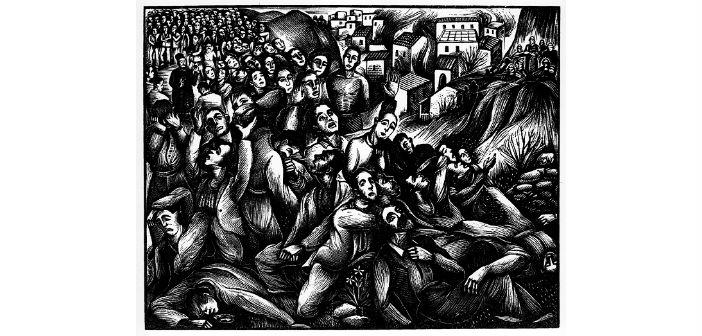 Σαν σήμερα 13 Δεκεμβρίου 1943 έγινε το πιο αποτρόπαιο έγκλημα των ναζί στη χώρα μας. Η σφαγή των Καλαβρύτων