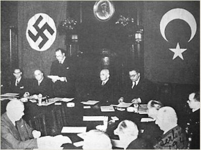 nazi-tourkia