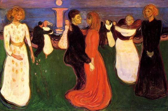 Ο χορός της ζωής (1899-1900)