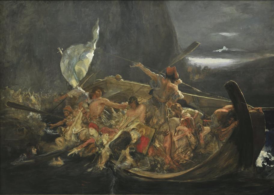 Μετά την καταστροφή των Ψαρών, π. 1896-1898