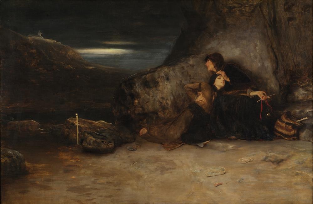 Το τάμα, 1886