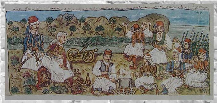 Επανάσταση 1821: Ο θρύλος της Αγίας Λαύρας και η αληθινή επέτειος του 1821, του Σπ. Λιναρδάτου