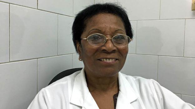 Η Κουβανή ογκολόγος Elia Neninger